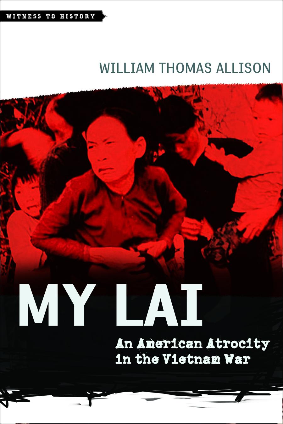 My Lai $13.97 (reg. $19.95)
