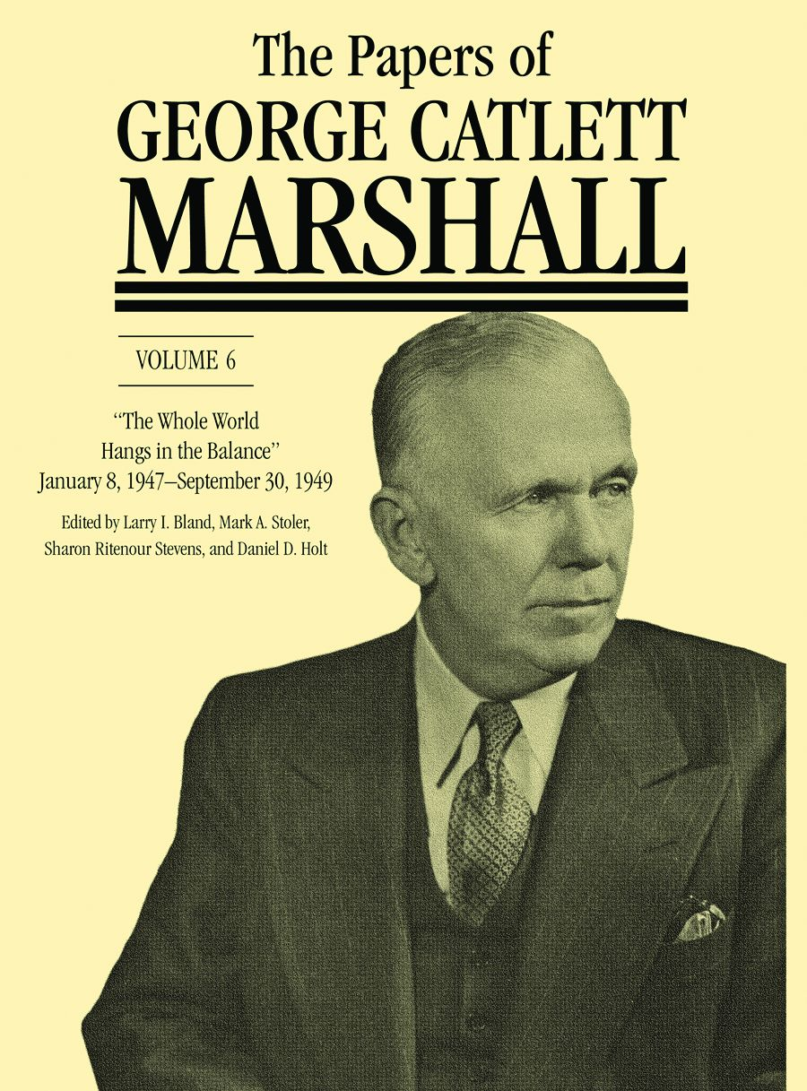 Bland.Marshall.Papers.vol6