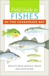 Field Guide to Fishes of the Chesapeake Bay $18.71 (reg. $24.95)