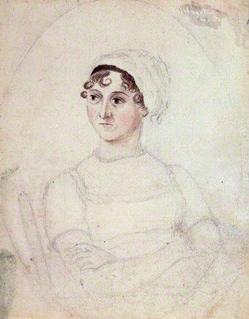 Jane Austen by Cassandra Austen pencil and watercolour, circa 1810 NPG 3630 © National Portrait Gallery, London