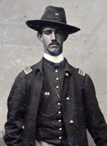 Capt. Luis Fenollosa Emilio of the Fifty-fourth Massachusetts Infantry; Collection of the Library of Congress.