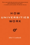 How Universities Work $18.71 (reg. $24.95)