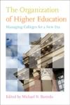 The Organization of Higher Education $22.50 (reg. $30.00)
