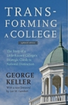 Transforming a College, updated edition $18.71 (reg. $24.95)