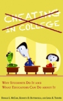 Cheating in College $29.96 (reg. $39.95)