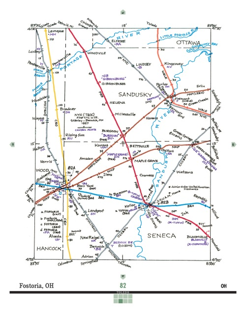 Fostoria Ohio capenter_railroad_int
