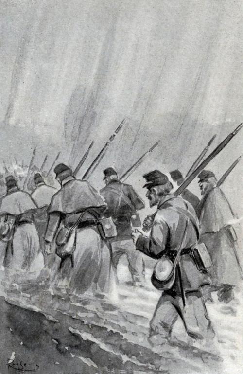 Adams2 Soldiers Deep in Mud