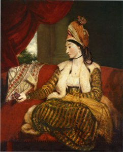 "Current title: ""Mrs. Baldwin (1763-1839)."" 
