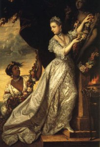 "Current title: ""Lady Elizabeth Keppel (1739-68)."" 