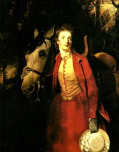 "Current title: ""Lady Charles Spencer (1743-1812)."" 