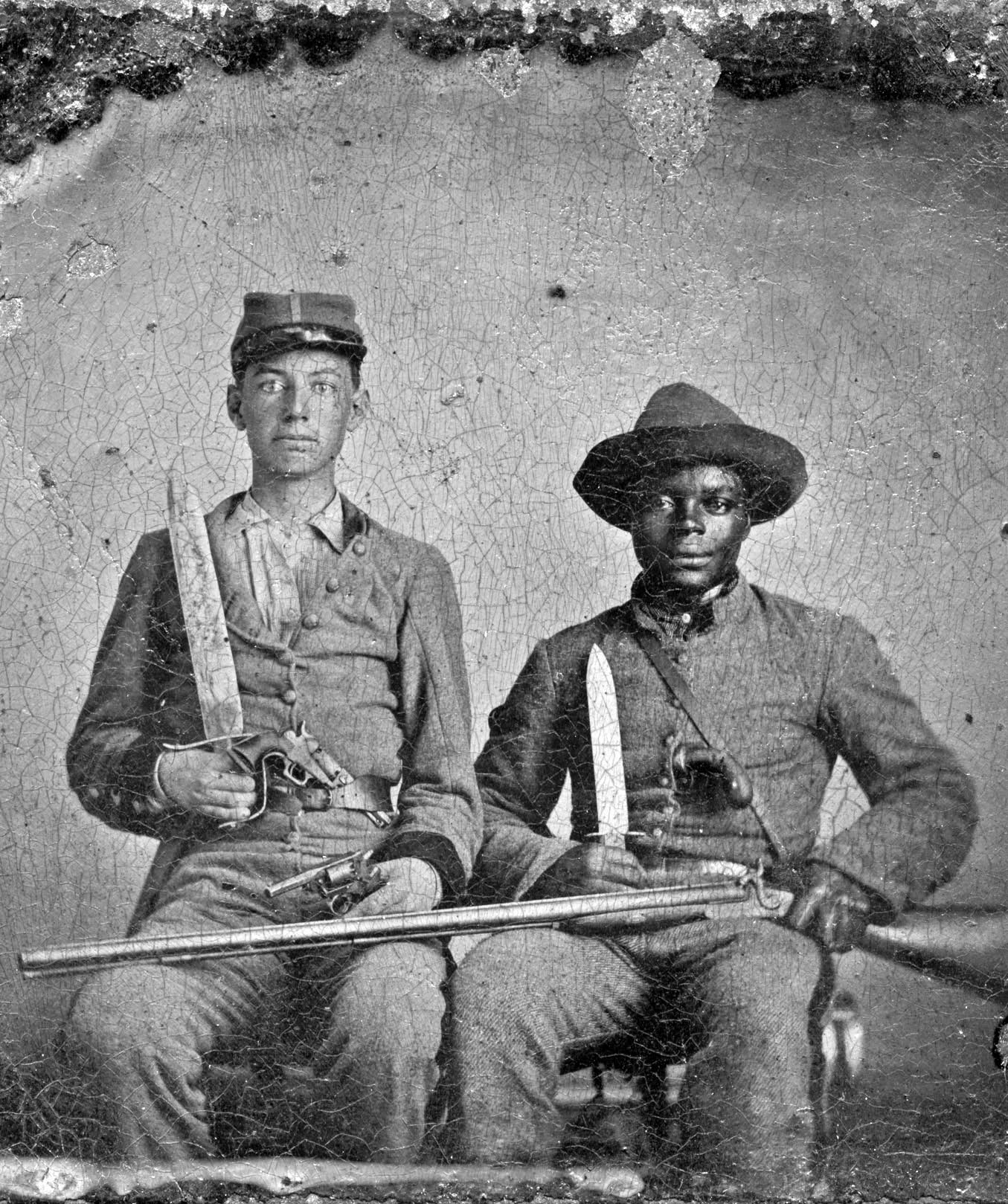 an appreciation of the african american soldiers during the civil war H istorians have only recently begun to explore the role louisiana blacks played in the civil war, despite the fact that african american military service helped shape key legacies of the war.