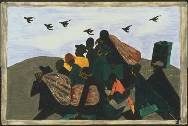 Jacob Lawrence post