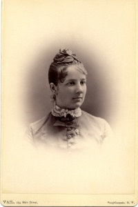 Emily Jordan, 1879