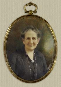 Emily Jordan Folger, 1931