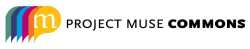 Project MUSE Commons logo